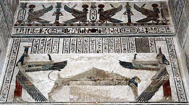 Image credit: Francesco Gasparetti, https://commons.wikimedia.org/wiki/File:Flickr_-_Gaspa_-_Dendara,_tempio_di_Hator_(56).jpg