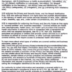 Letter from the Office for Civil Rights showing why it's better to get assistance with HIPAA.