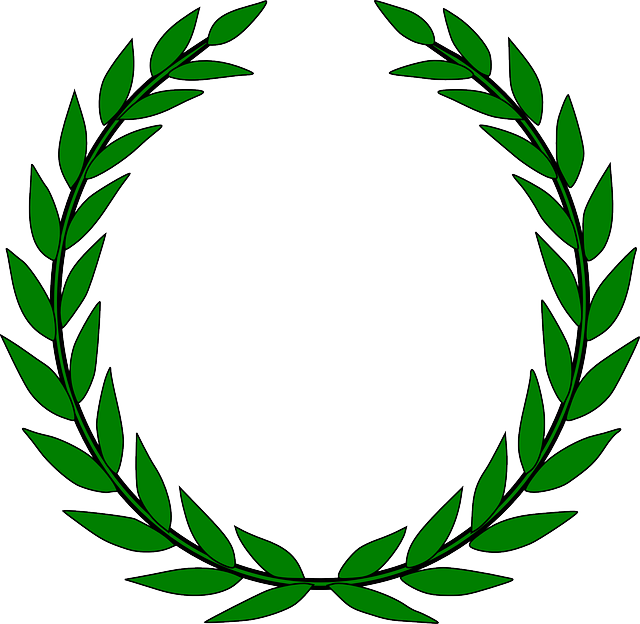 Green laurel symbolizes the return of Good People photo.