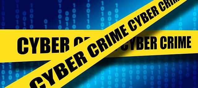Ransomware is cyber crime photo.